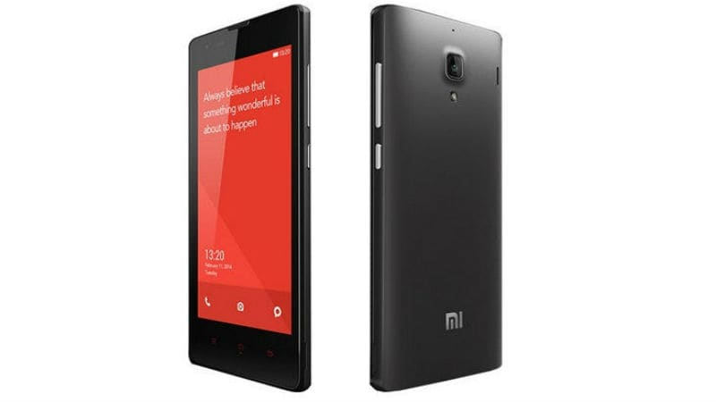 Xiaomi Redmi 1S Receiving MIUI 9.2 Global Stable Update, but It's Based on KitKat