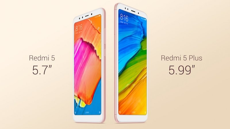 Redmi 5 Launched, Redmi 5A and Honor 7X in India, Plus More News This Week