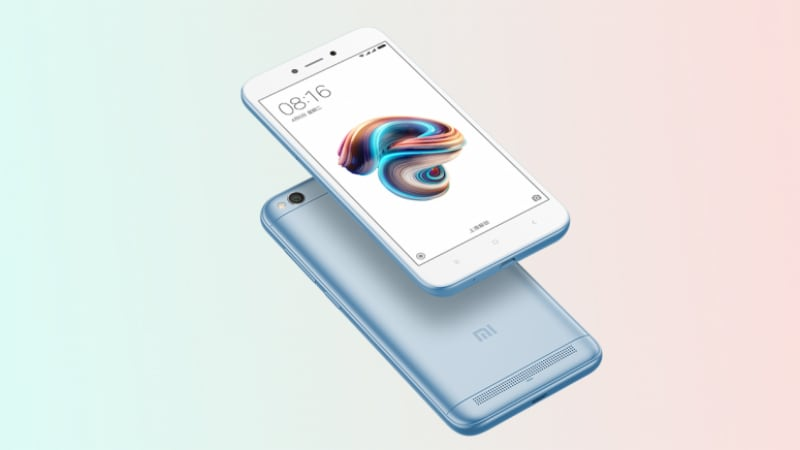 Redmi 5A Lake Blue Colour Variant Launched in India, Xiaomi Confirms 5 Million Units Have Been Sold