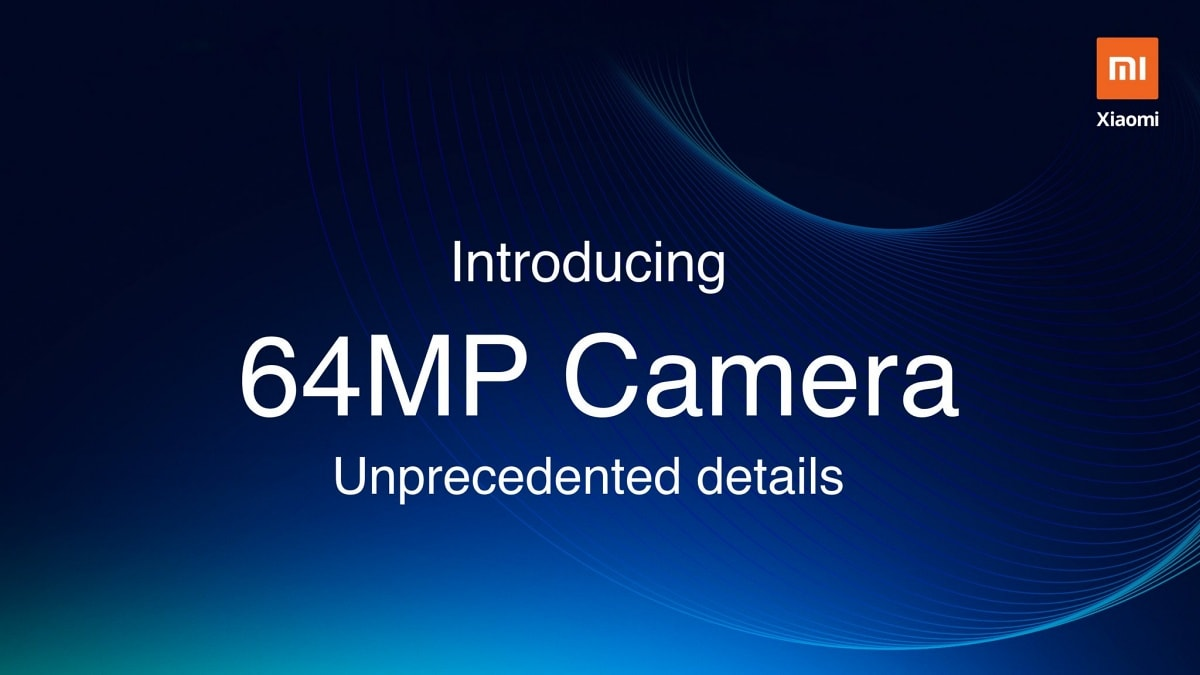 Redmi 64-Megapixel Camera Phone Launching in India in Q4, Xiaomi Phone 100-Megapixel Camera Incoming