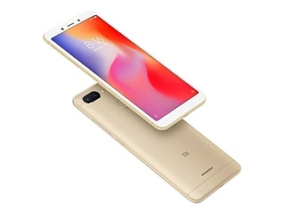Xiaomi Redmi 6 First Sale in India Today: Price, Where to Buy, Specifications