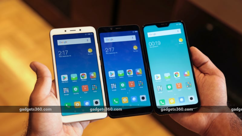 Xiaomi Redmi 6, Redmi 6A, and Redmi 6 Pro First Impressions