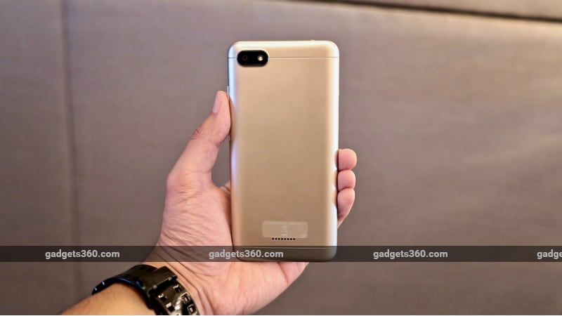 redmi 6a back Redmi 6