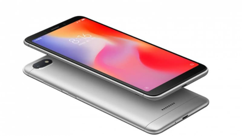 Xiaomi Redmi 6A With 18:9 Display, Face Unlock Launched