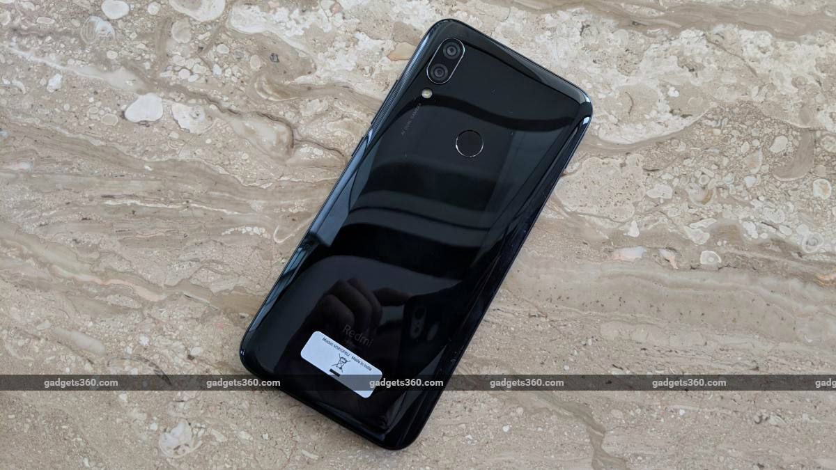 redmi 7 back gadgets 360 redmi