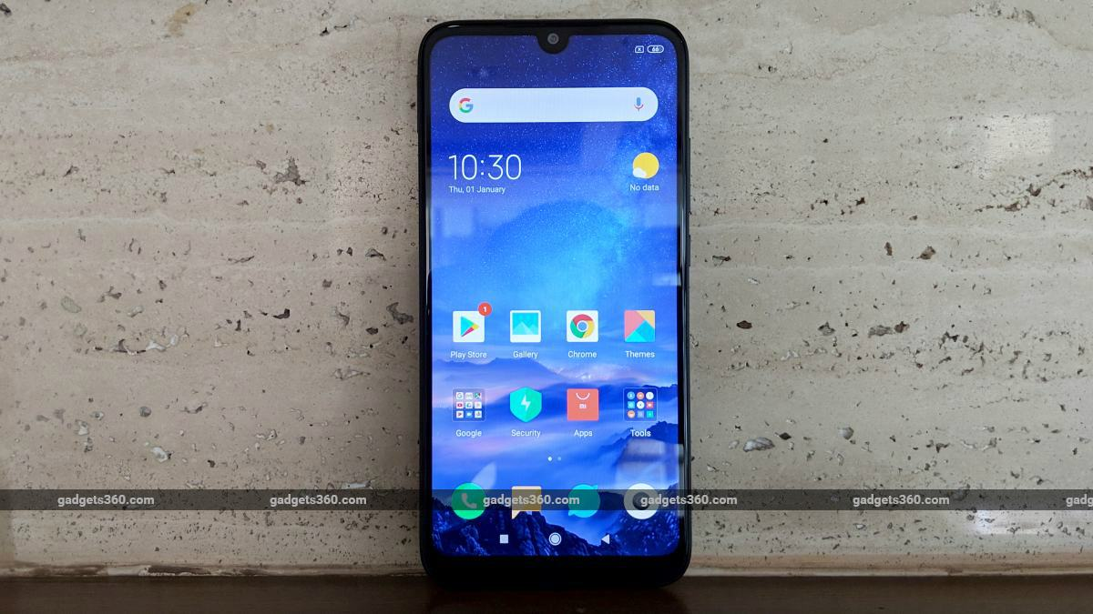 Redmi 7 With 4,000mAh Battery, Aura Smoke Design Launched in India: Price, Specifications