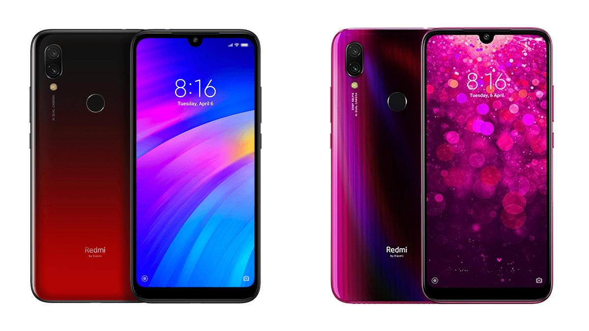 Redmi 7 vs Redmi Y3: Comparison of Xiaomi's Brand New Smartphones for India