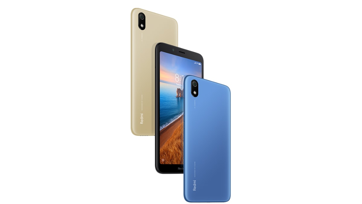 Redmi 7A With Snapdragon 439 SoC Launched in India, Price Starts at Rs. 5,999
