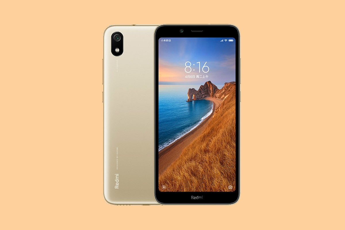 Redmi 7A Foggy Gold Colour Variant Launched: Price, Specifications