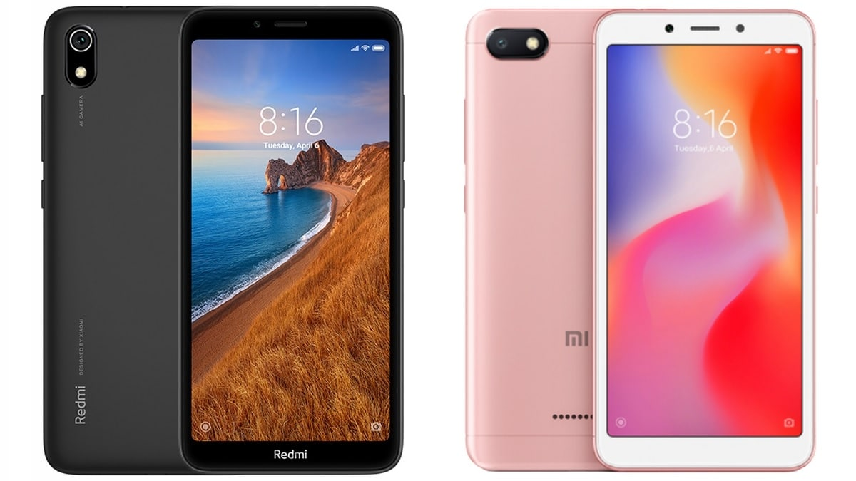 Redmi 7A vs Redmi 6A: What's Different?