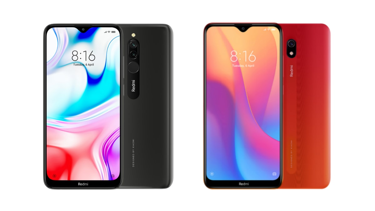 Redmi 8 vs Redmi 8A: Price in India, Specifications Compared