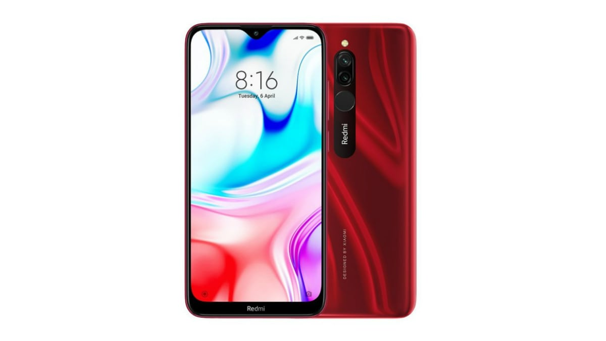 Redmi 8 to Go on Sale in India Again Today via Flipkart, Mi.com: Price, Offers, Specifications