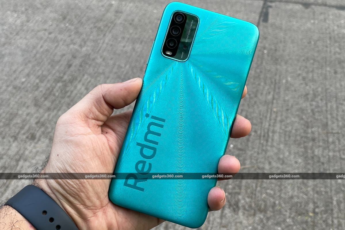 redmi 9 power back image gadgets 360 Redmi 9 Power