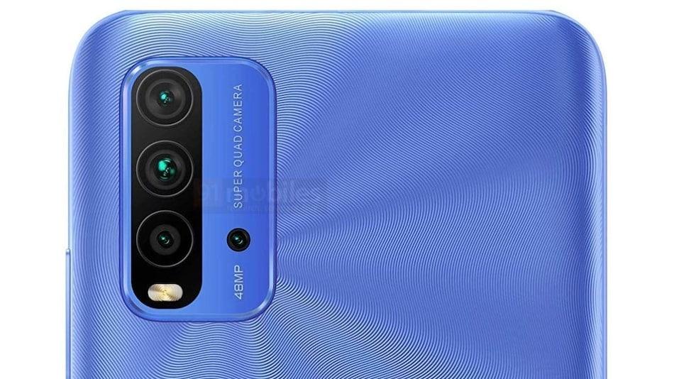 Redmi 9 Power Render Leaks Online, Suggests Quad Rear Cameras