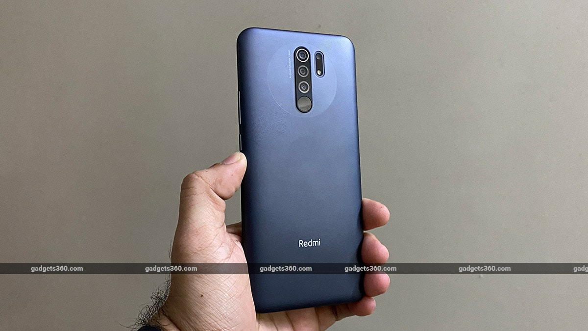 redmi 9 prime back gadgets360 Redmi 9 Prime Review