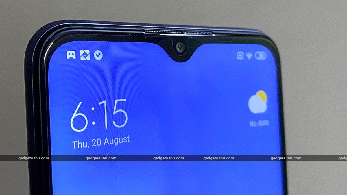 redmi 9 prime dewdrop gadgets360 Redmi 9 Prime Review