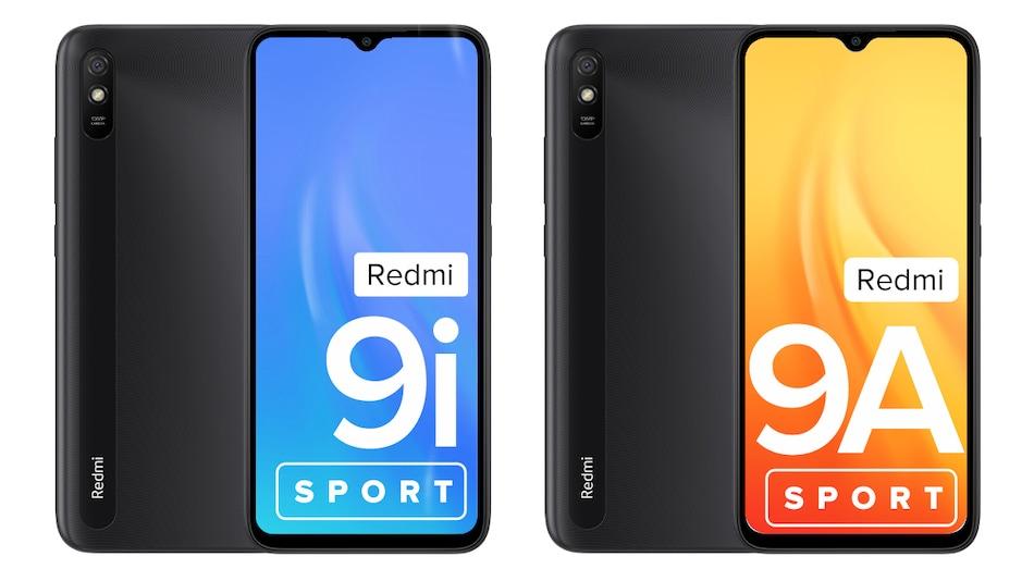 5,000mAh बैटरी के साथ Redmi 9i Sport और Redmi 9A Sport भारत में लॉन्च, जानें कीमत और स्पेसिफिकेशन