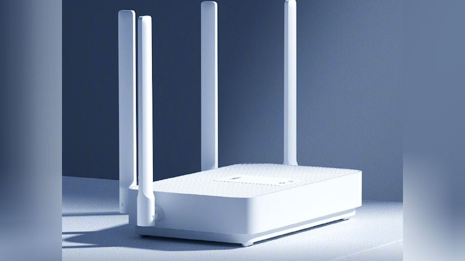 Xiaomi Redmi AX5 Router With Wi-Fi 6 Support Launched
