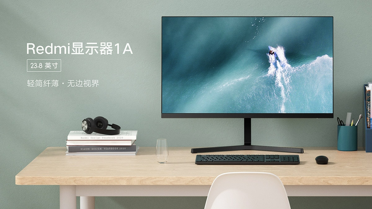 Redmi Display 1A, Brand's First Monitor, Launched With 23.8-Inch Screen
