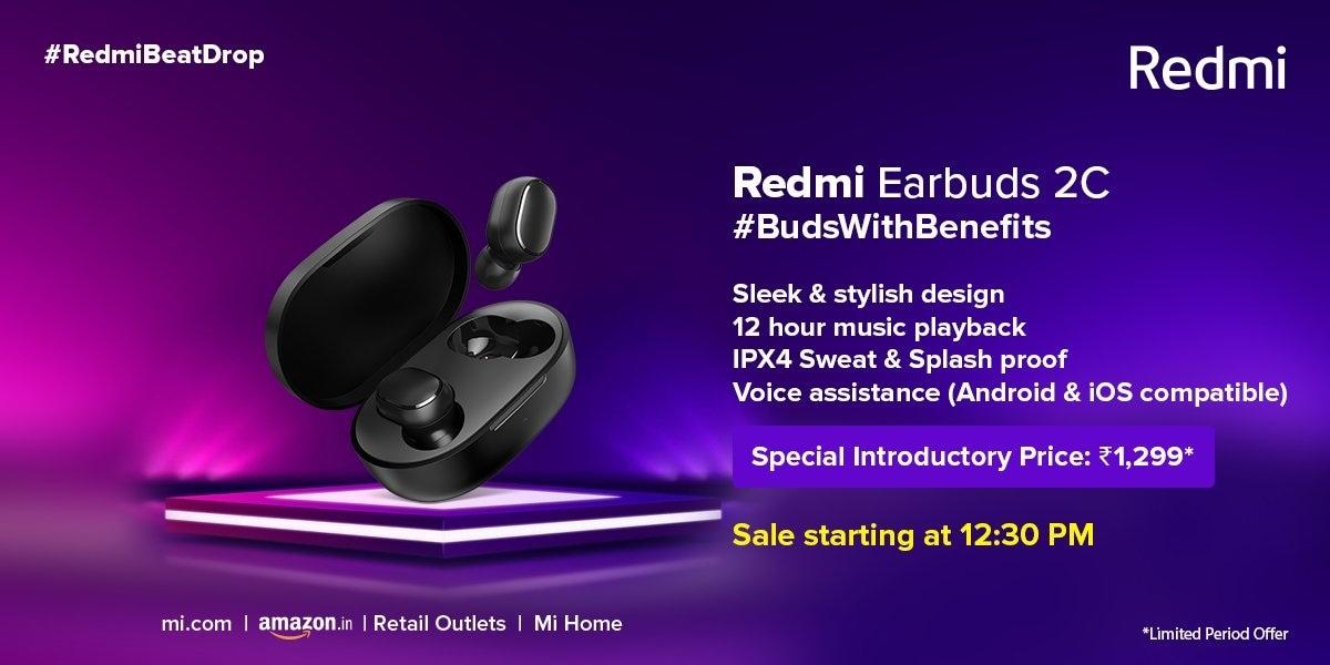 redmi earbds 2c Redmi Earbuds 2c