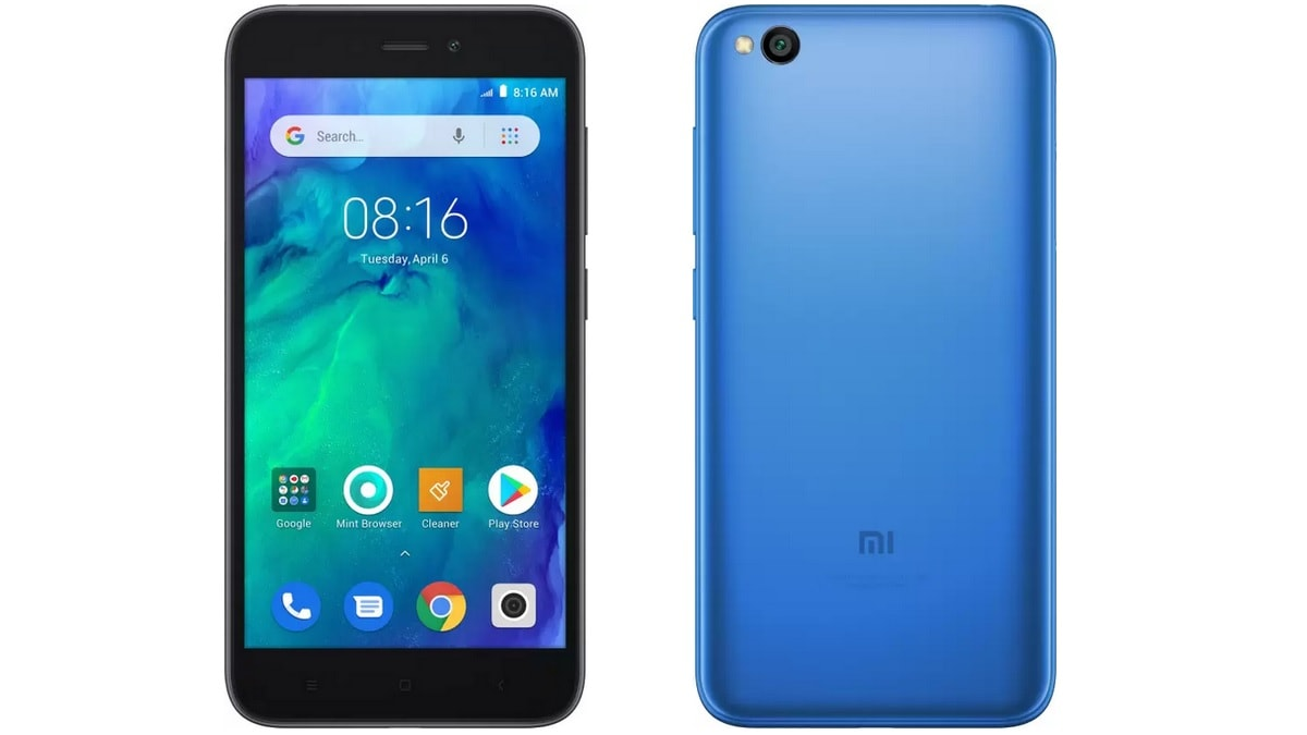 Redmi Go Price in India Cut, Now Starts at Rs. 4,299