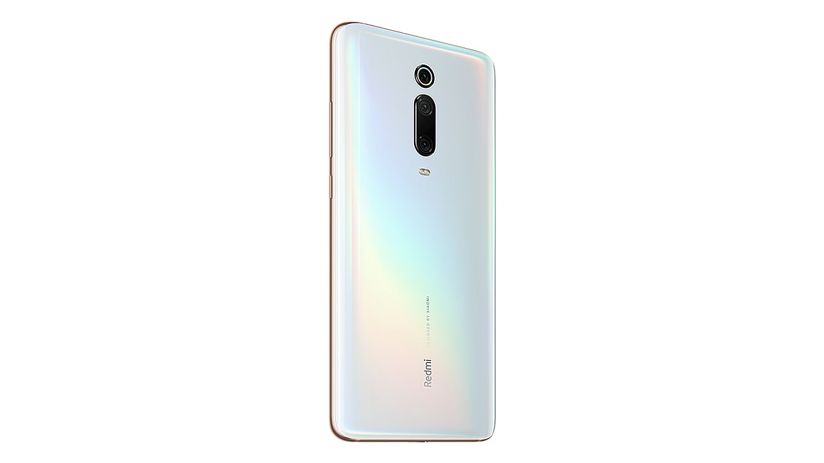 redmi k20 pro summer honey white back xiaomi