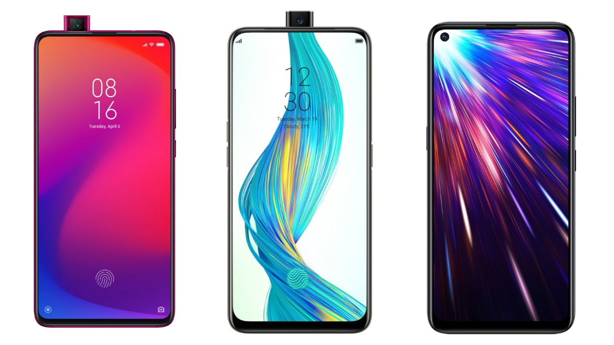 Redmi K20 vs Realme X vs Vivo Z1 Pro: Price, Specifications Compared