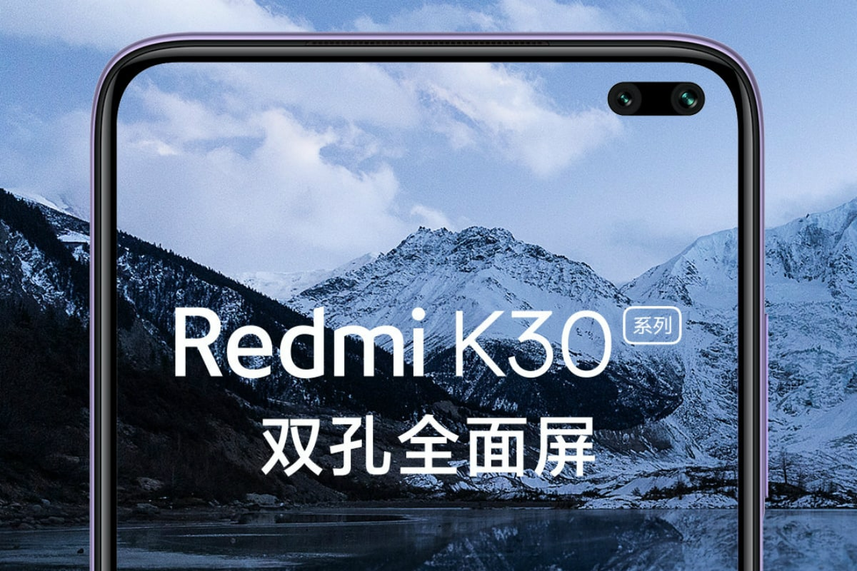 Redmi K30 Rumoured to Sport 64-Megapixel Sony IMX686 Primary Camera; Battery Capacity, Display Size Teased