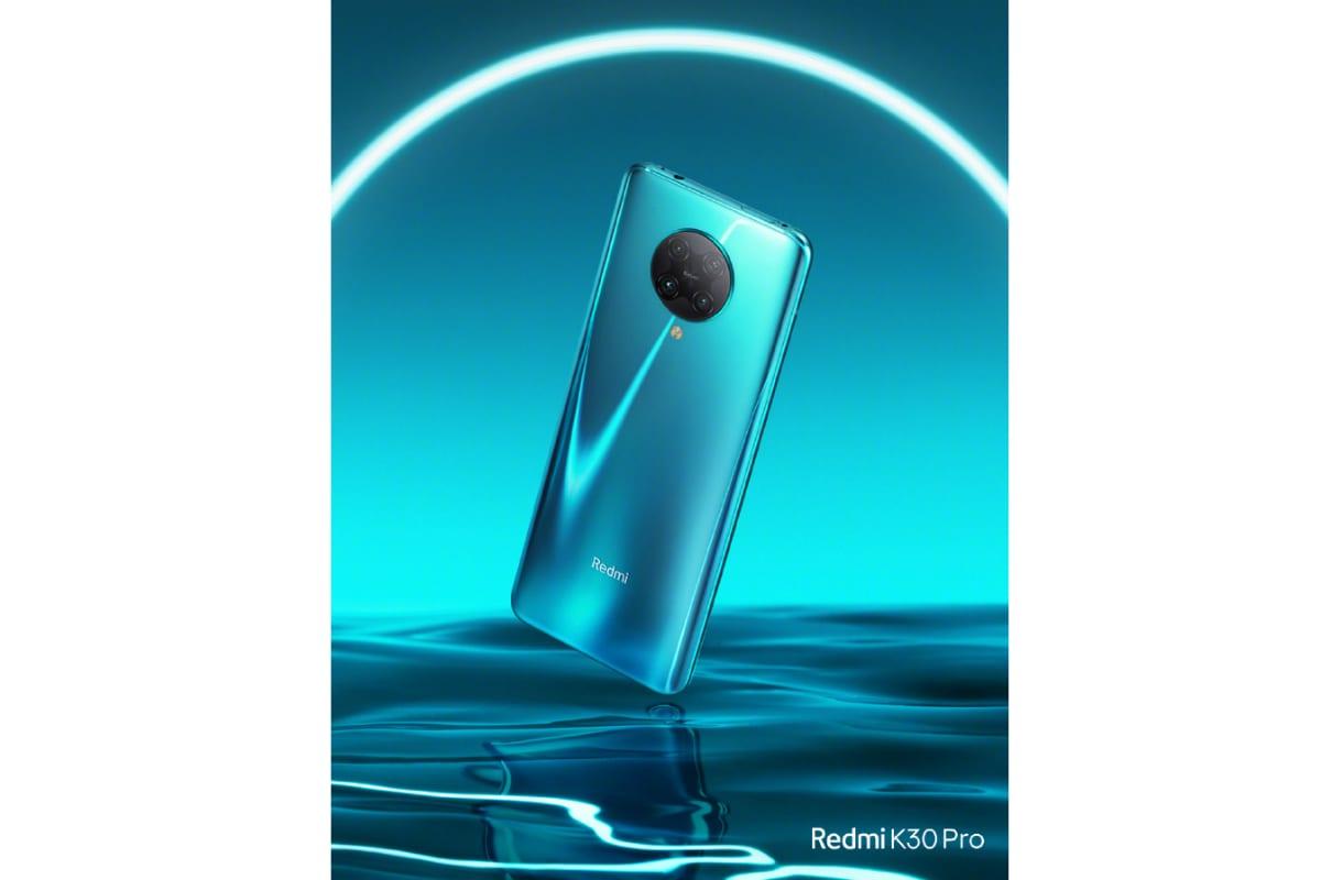 redmi k30 pro teaser image back weibo Redmi K30 Pro