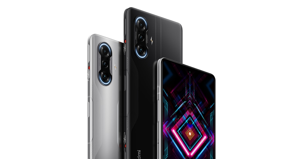 Poco F3 GT Colour Variants, Design Teased Ahead of India Launch