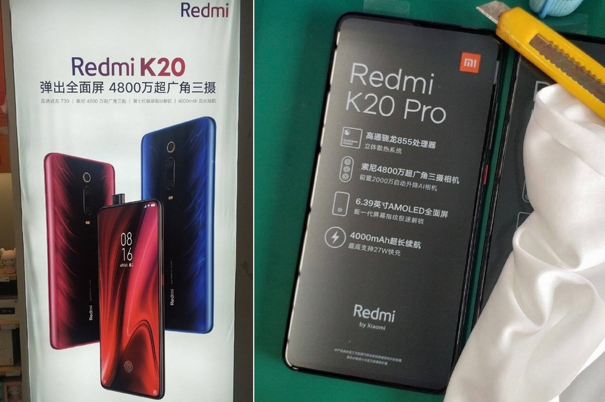 redmi leaks Redmi K20