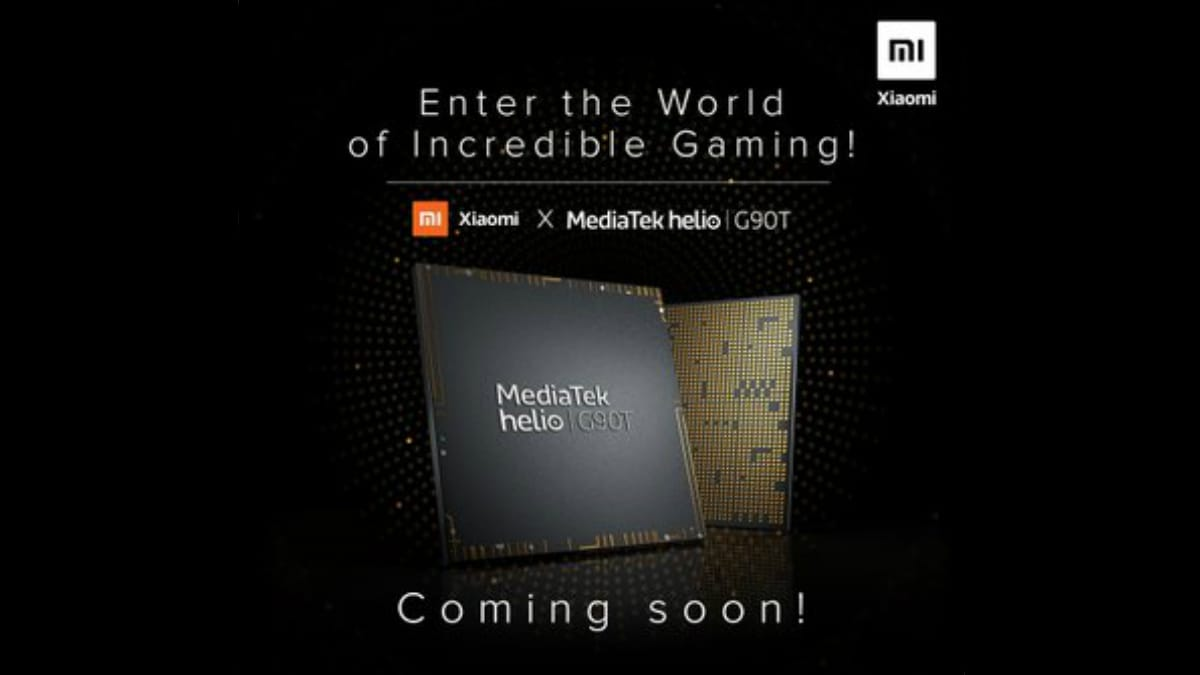 Redmi Gaming Phone With MediaTek Helio G90T SoC to Launch Soon, Company Confirms