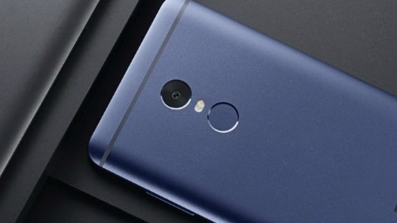 Xiaomi Redmi Note 5 Reportedly Spotted on US FCC; Price, Specifications Leaked