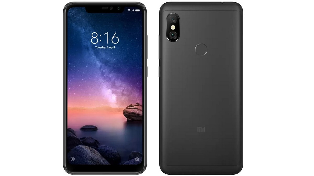 Redmi Note 6 Pro Gets Android Pie-Based MIUI 10 Global Stable Update in India, Rollout Reportedly Suspended