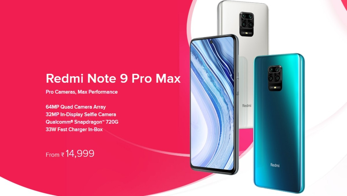 Redmi Note 9 Pro Max First Sale Postponed Due to Coronavirus Lockdowns: All You Need to Know