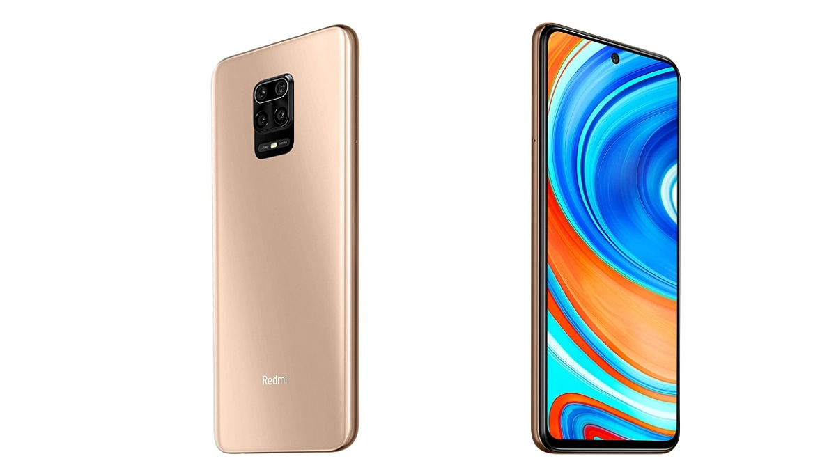Redmi Note 9 Pro Max Redmi Note 9 Pro Get A New Champagne Gold Variant In India Price Specifications Technology News