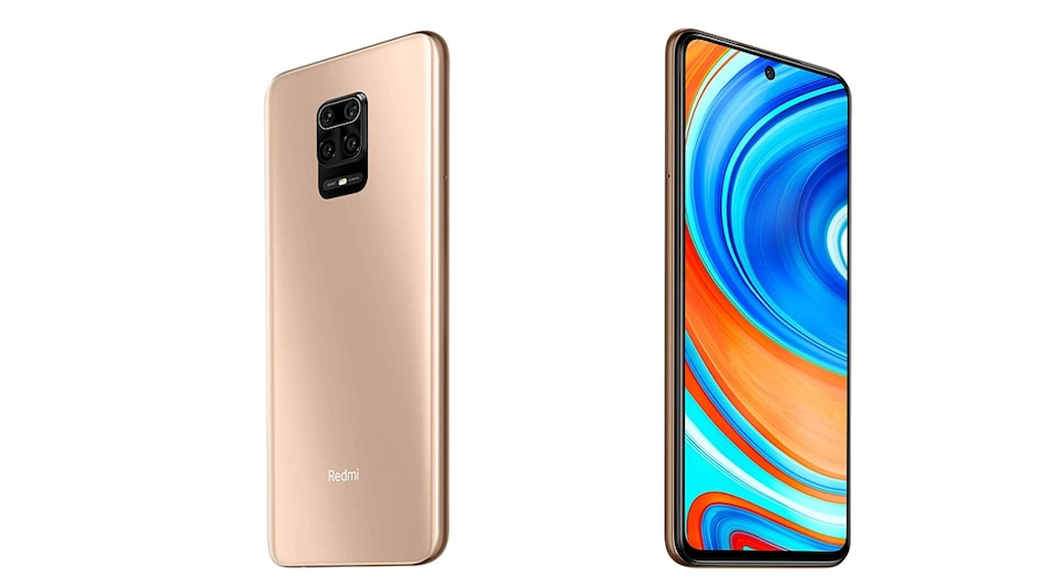 Redmi Note 9 Pro Max, Redmi Note 9 Pro Get a New Champagne Gold Variant in India: Price, Specifications