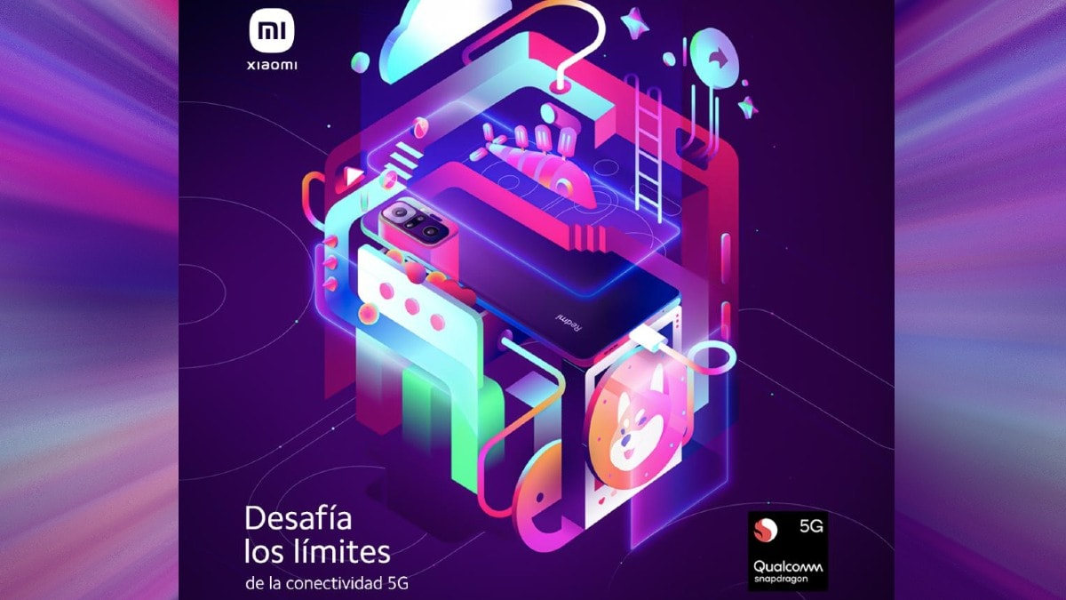 Redmi Note 10 Pro 5G With Snapdragon 750G SoC Tipped to Debut Soon