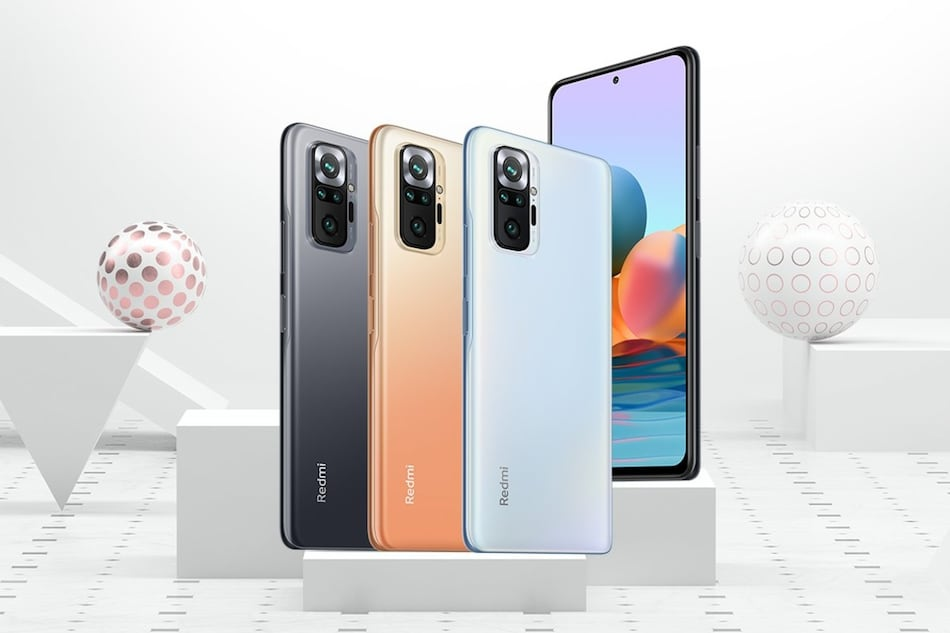 Redmi Note 10, Redmi Note 10 Pro, Redmi Note 10 Pro Max Launched in India: Price, Specifications