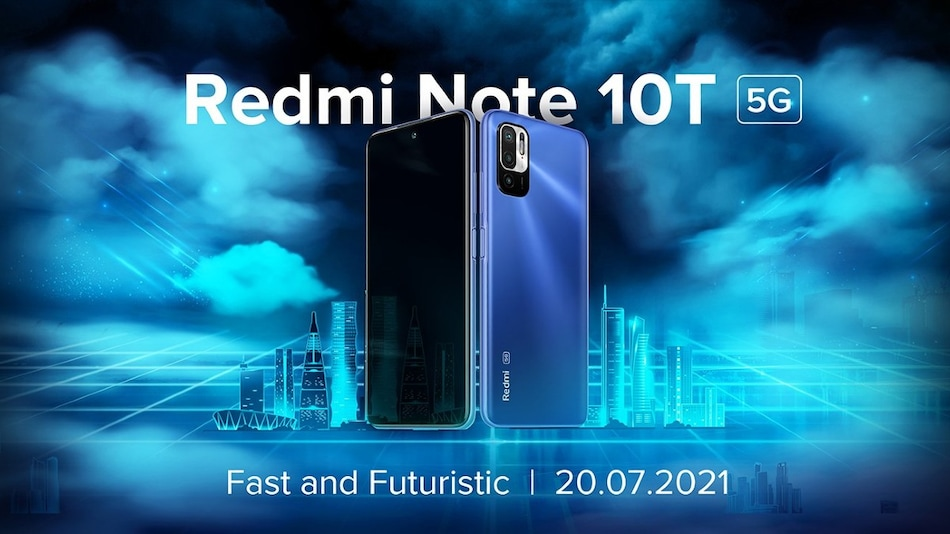 Redmi Note 10T 5G India Launch Today: How to Watch Livestream, Expected Price, Specifications