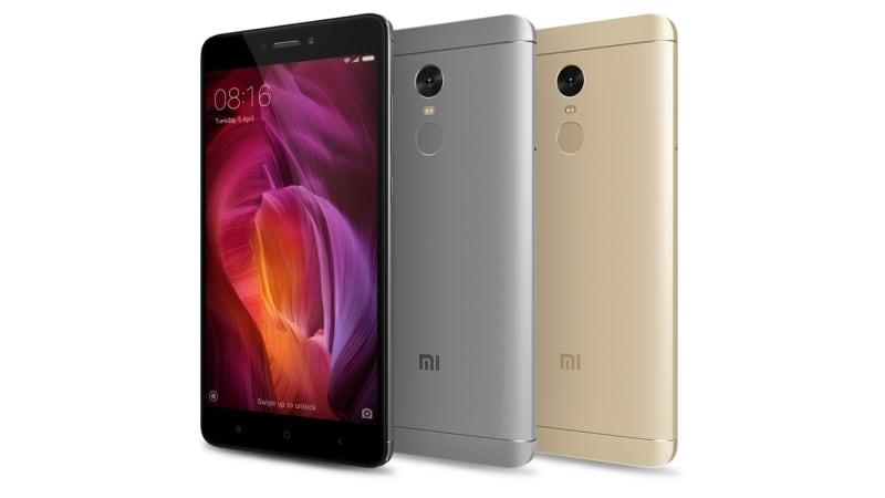 Xiaomi Redmi Note 4 अगली सेल में कई ऑफर के साथ बिकेगा