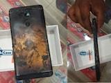 Xiaomi Redmi Note 4 हुआ ब्लास्ट, वीडियो आया सामने