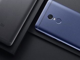 Xiaomi Launches Redmi Note 4 Blue and Black Colour Variants