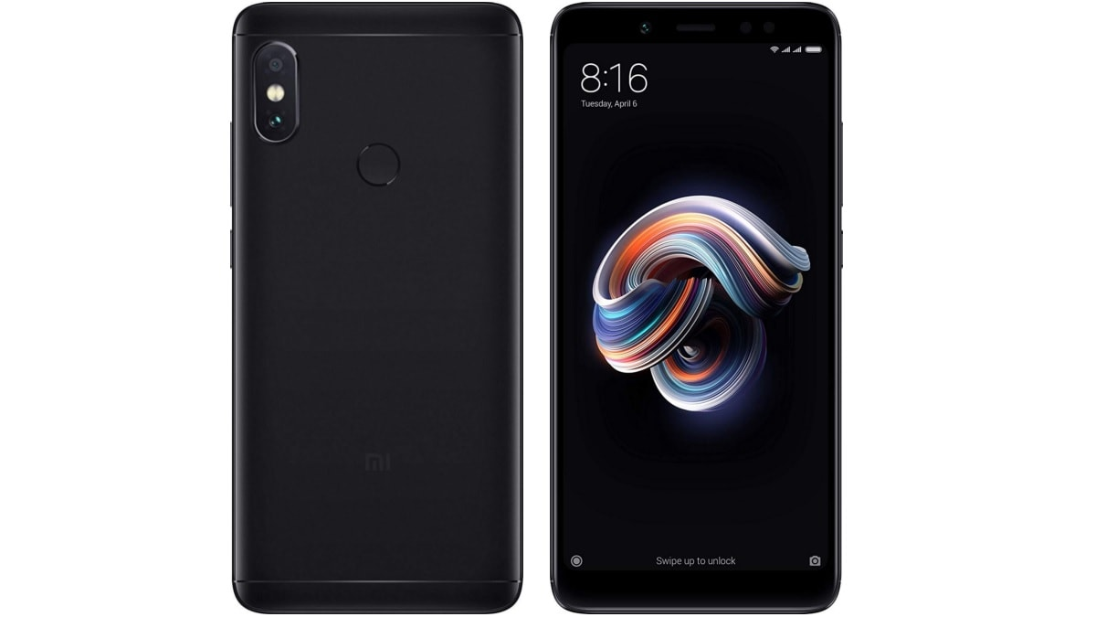 Redmi Note 5 Pro Starts Receiving November Security Patch With New MIUI 11 Update