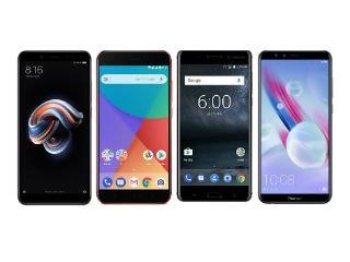 Xiaomi Redmi Note 5 Pro vs Mi A1 vs Nokia 6 vs Honor 9 Lite: Price in India, Specifications, Features Comparison
