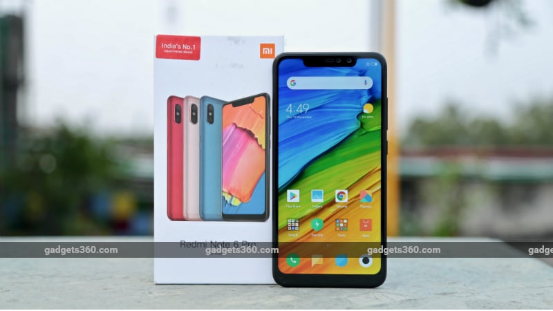 Redmi Note 6 Pro India Launch Kicks Off, How to Watch Live Stream