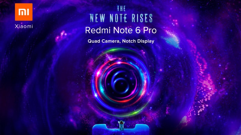 Xiaomi Redmi Note 6 Pro to Go on Sale in India via Flipkart, Mi.com on November 23