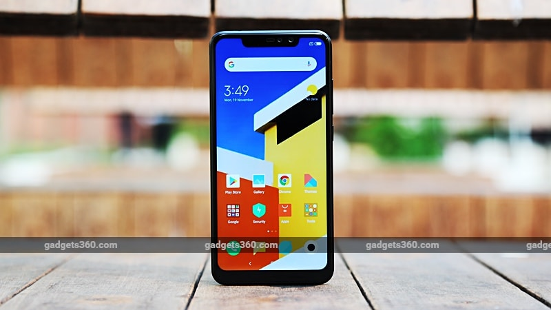 Redmi Note 6 Pro First Sale in India Today: Price, Launch Offers, Specifications