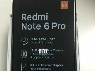 Xiaomi Redmi Note 6 Pro के स्पेसिफिकेशन लीक, तस्वीरें आईं सामने