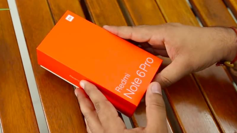 Xiaomi Redmi Note 6 Pro Price Leaked Again, Global Variant Seen in New Hands-on Video